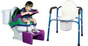 Bath Toilet Incontinence Especial Needs