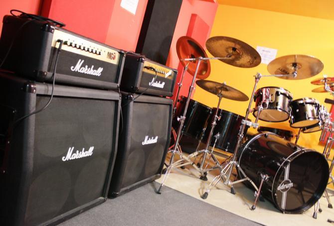 sala de ensayo espectro rockaxis