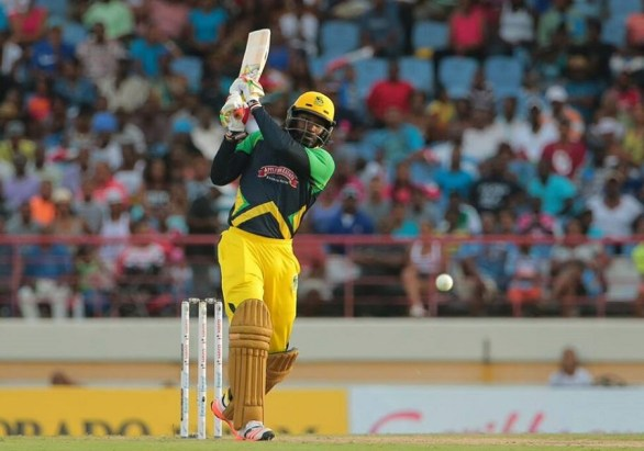Barbados Tridents vs St Kitts and Nevis Patriots Match Highlights 2015