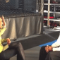 Robin Roberts visits fellow cancer survivor Stuart Scott for Friday GMA feature