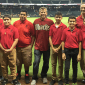 Brenkus blinded them with science - and a first pitch - at D-backs game