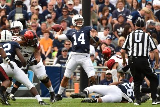 "Jon Gruden on Penn State's Christian Hackenberg: ""He's one of the big mysteries of this year's crop."" (Mark Selders)"