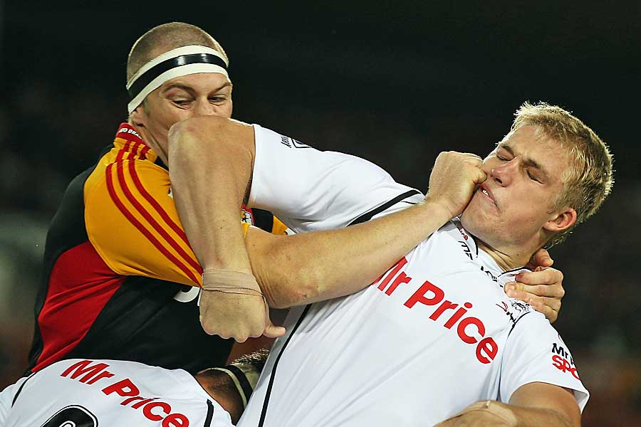 The Chiefs39 Brodie Retallick And The Sharks39 Pieter Steph
