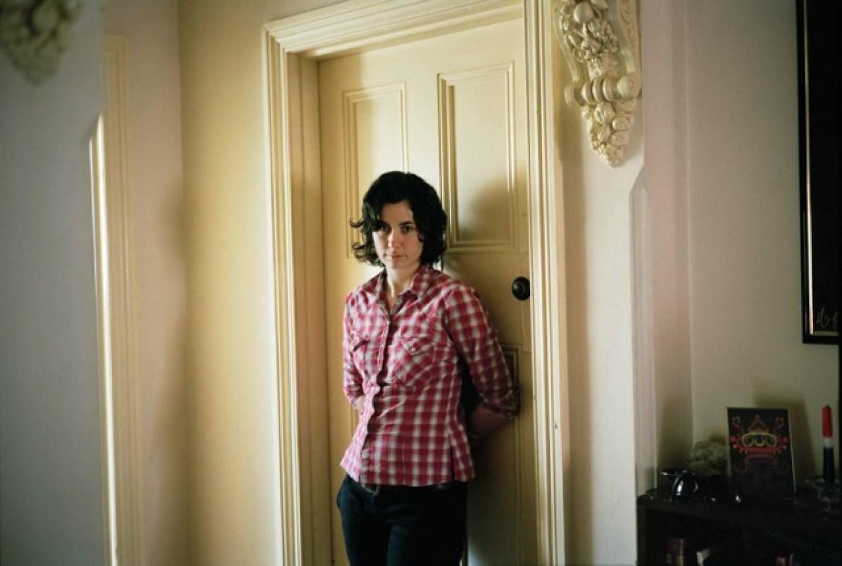 "Christophe Bourguedieu, Catherine, Perth. Dalla serie ""Les Passagers"" 2005 Stampa Lambda cm. 78x105"