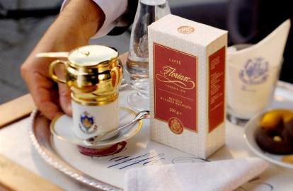 Prodotti del marchio Caffè Florian
