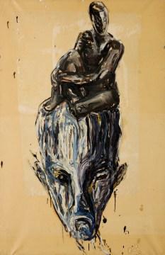 Piero Manai, 1982, 180x120 cm