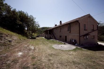 Casa Sponge, Pergola (PU). Foto: Cristian Iotti