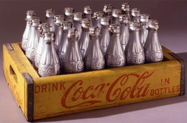 Andy Warhol, Silver Coke Bottles, 1967, Collezione Brant Foundation © The Brant Foundation, Greenwich (CT), USA © The Andy Warhol Foundation for the Visual Arts Inc. by SIAE 2013