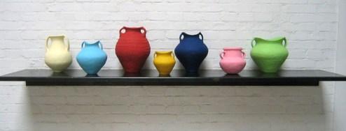 Ai Weiwei, Colored, 2000 Courtesy Sammlung Goetz