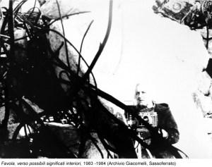 Mario Giacomelli, Favola, verso possibili significati interiori, 1983 - 1984 (Archivio Giacomelli, Sassoferrato)