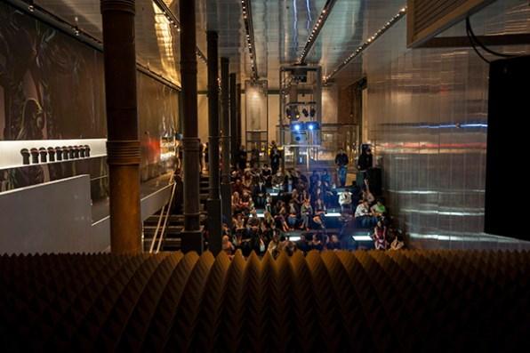 Epicentro Prada, New York, Premiazione