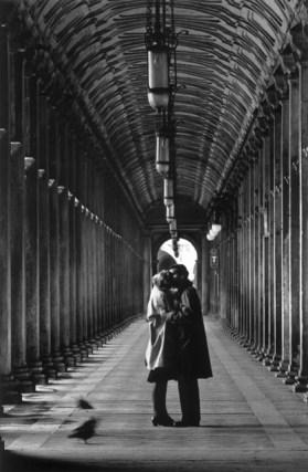 G. Berengo Gardin, Venezia, Piazza San Marco, 1959 © 2014 Gianni Berengo Gardin/Contrasto