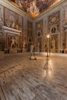 Giacometti. La Scultura, Galleria Borghese, Roma - veduta