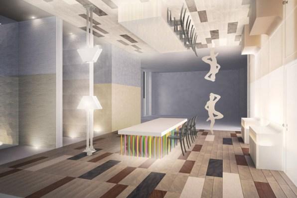 Livingroom by Hembert Peñaranda