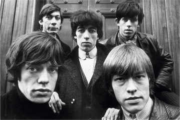 The Rolling Stones in Hanover Square