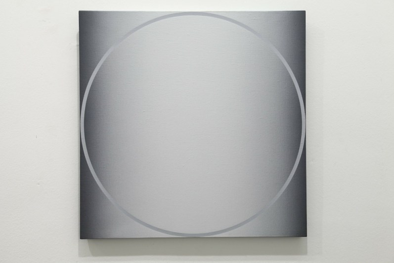 Giuliano Barbanti, SD, 1974, 70x70 cm Courtesy Lorenzelli Arte, Milano