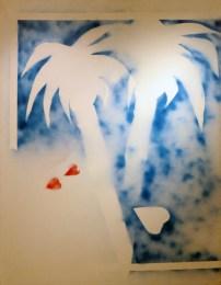 2000&Novecento, Mario Schifano, Senza Titolo, 1973-78, smalto su tela, cm. 202x156