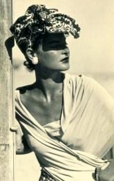 Man Ray a Villa Manin, Juliet in California, 1944, fotografia, 23,2 x 14,6 cm, collezione privata, Courtesy Fondazione Marconi, -®MAN RAY TRUST _ ADAGP, Paris, By SIAE 2014