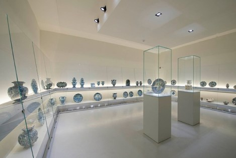 Museo della Ceramica, Savona Sala 9 Opere della Collezione Boncompagni Ludovisi foto: Fulvio Rosso