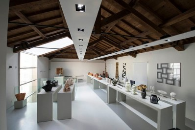 Museo della Ceramica, Savona, Sala 13 Opere di arte contemporanea e design, XXI secolo foto: Fulvio Rosso