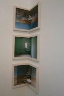 ROTARY VALLE DEL SAMOGGIA AWARD Silvia Camporesi (Planasia 2014) della Sara Zanin Gallery di Roma