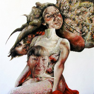 Greta Bisandola - Planitars. The italian palnet of italian artists