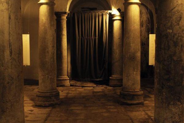 Giovanni Gaggia, Inventarium, veduta allestimento, Canto217, Palermo
