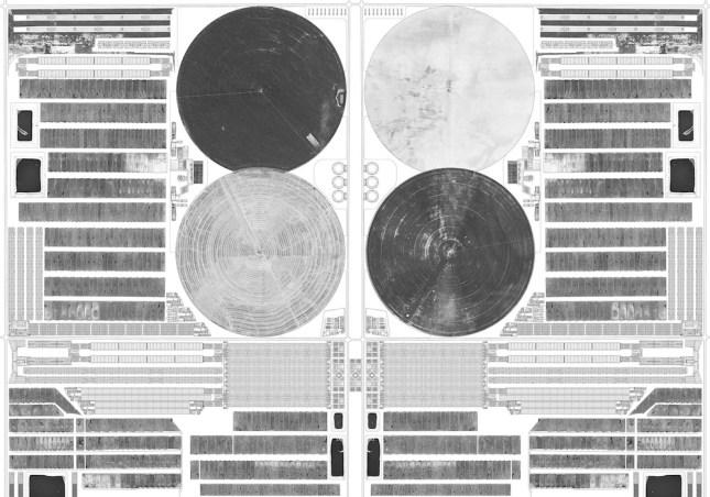 Michael Hirschbichler, Slaughterhouse Complex, archival pigment print, hahnem, 105x150 cm