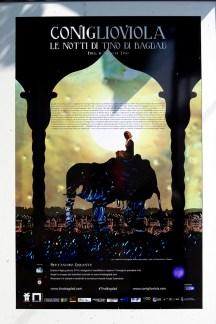 Le notti di Tino di Bagdad, un progetto di ConiglioViola