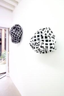 Exhibition view Esther Stocker 2015, Copyright Takeshi Sugiura, Courtesy Galerie Alberta Pane5