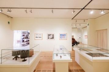 Veduta della mostra Ed Ruscha Mixmaster. Courtesy Pinacoteca Giovanni e Marella Agnelli, Torino