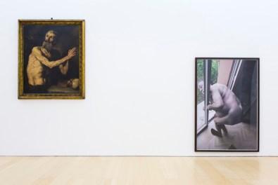 Boris Mikhailov. io non sono io Veduta delle sale / Mikhailov - de Ribera, Museo Madre, Napoli Courtesy Fondazione Donnaregina per le arti contemporanee, Napoli Photo © Amedeo Benestante