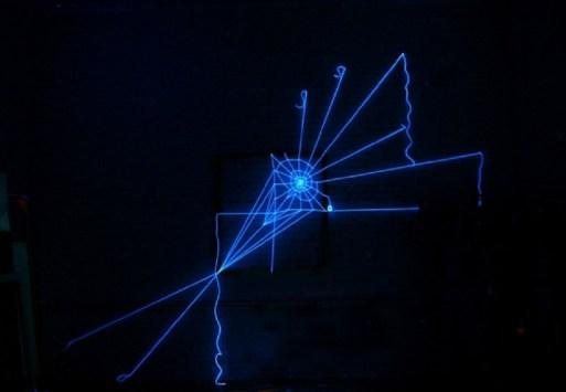 Richi Ferrero, Jellyfish spider, 2008, tecnica mista, cm. 120x130