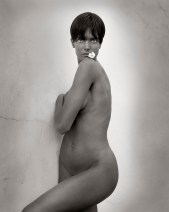 Herb Ritts, Stephanie con Fiore, Los Angeles 1989 © Herb Ritts Foundation