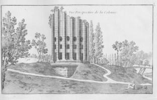 Immaginare il giardino, tavola tratta dal 3° Volume: Giardini/ Tomo III della raccolta Le Rouge, Villa Giulia, Verbania Pallanza