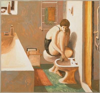 Ettore Tripodi, Storie 11, 2016, tempera su tavola, 26x24 cm Courtesy Studio d'Arte Cannaviello, Milano