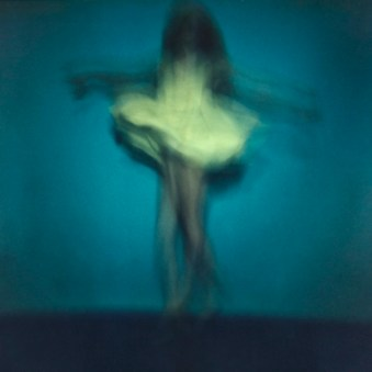 Joris van der Ploeg, Forgotten Grace, 2016, polaroid, 100x100 cm Courtesy QLICK Editions, Amsterdam
