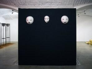 """We call it """"Africa"""", veduta della mostra, Officine dell'Immagine, Milano"""