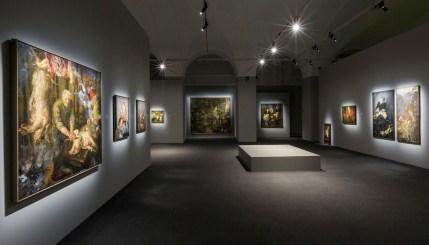 Giancarlo Vitali. Time Out, veduta dell'allestimento, Palazzo Reale, Milano