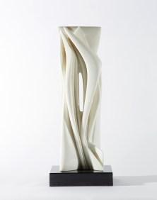 Pablo Atchugarry, Senza titolo, 2017, marmo statuario di Carrara, cm 66x22,5x17,5