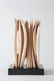 Pablo Atchugarry, Senza titolo, 2017, marmo statuario di Carrara, cm 46,5x25x13,5