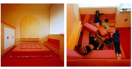 Gianni Pettena, Rumble Sofa, 1966. Collezione privata