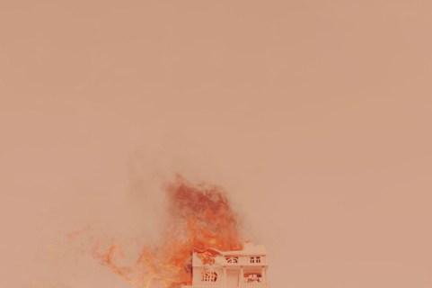 Anna Di Prospero, La fuga, 2007, stampa fine art applicata su dibond, ed. di 6, Galleria MLB Maria Livia Brunelli