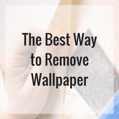 ESP Painting - Best Way to Remove Wallpaper