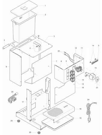 Rancilio - Espresso Machine Parts