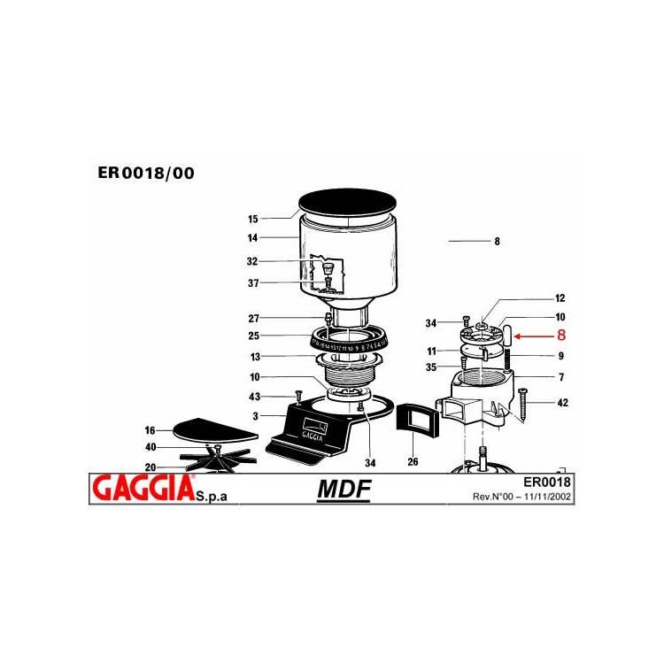 gaggia classic wiring diagram