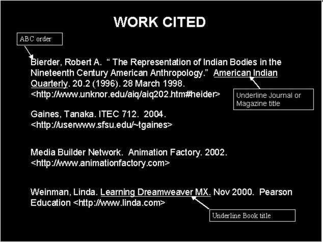 cite an essay mla works cited template how citing works mla works - Mla Work Cited Book