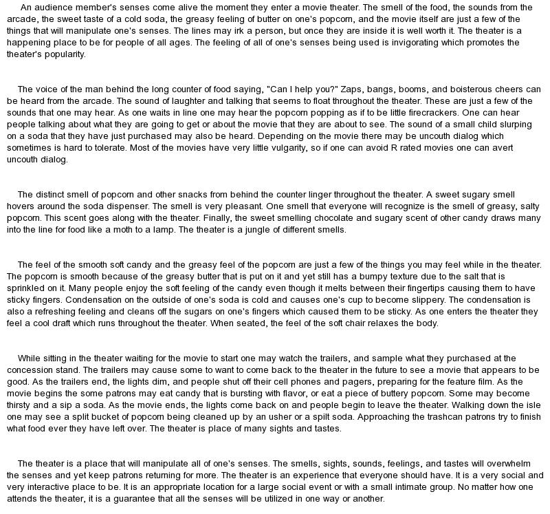 sample profile essay writing a profile essay classroom profile essay - profile writing
