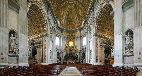 Baroque Architecture Essential Humanities