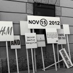 Maison Martin Margiela and H&M